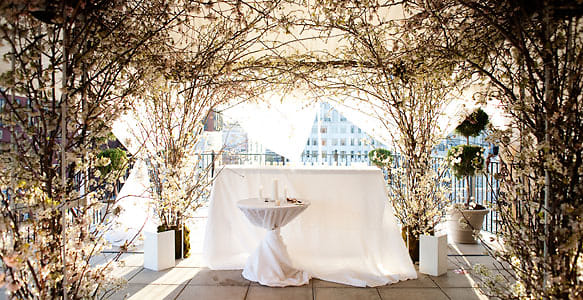 Ten Venues Ready For A Washington Society Wedding Reception