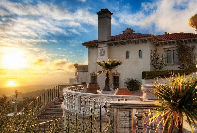 Hearst Castle - San Simeon, CA