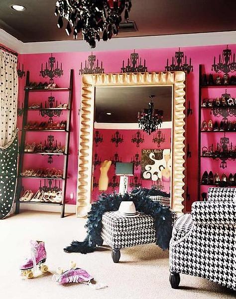 Miley Cyrus' Closet