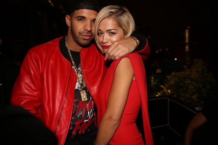 Drake, Rita Ora