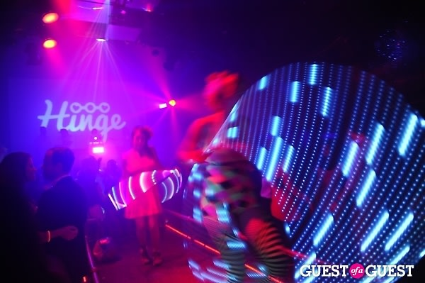 Hinge NYC Launch Party ft. Jesse Marco & The Deep DJs