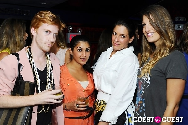 Guests at Fashion & Style Relaunch