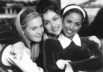 Alicia Silverstone, Brittany Murphy, Stacey Dash