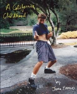 "James Franco and Frank Bidart discuss ""California Childhood"""