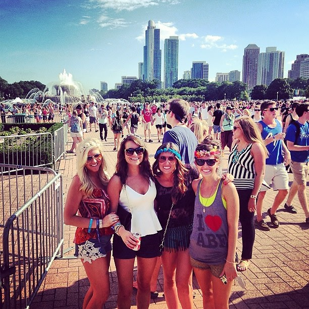 Betches Love Lollapalooza!!!