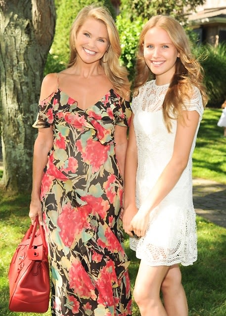 Christie Brinkley, Sailor Lee Brinkley