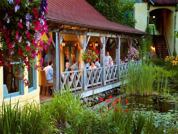 Mirbeau Inn & Spa in Skaneateles
