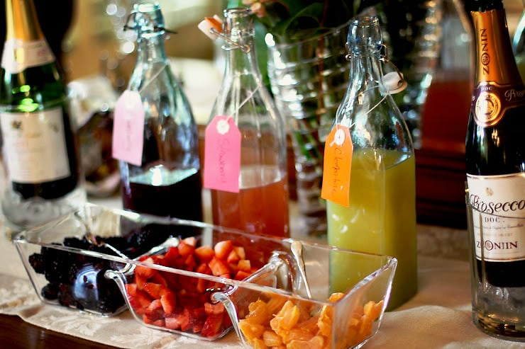 dinner party themes the best food drink pairings