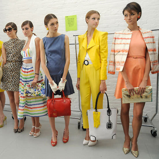 Alice and Olivia Spring 2013