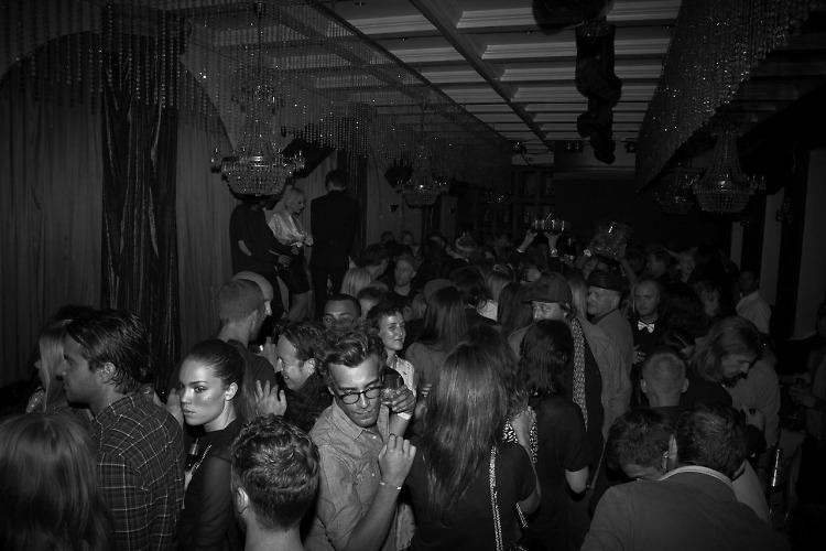 Le Baron Pop-Up at V Club