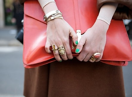 Ring trend
