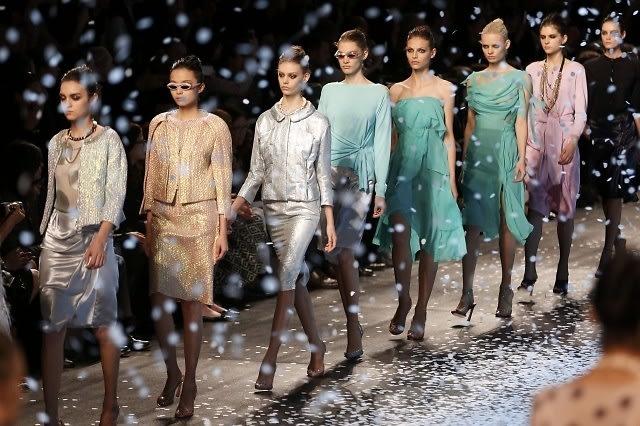 Nina Ricci Fall 2013 Paris Fashion Week