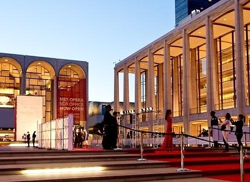 New York City Ballet's Fall Gala