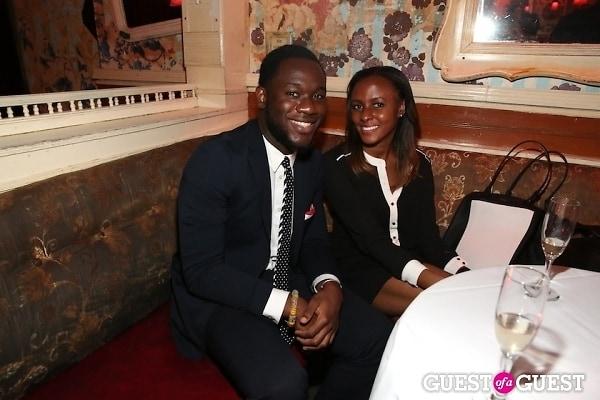 Kobi Brew-Hammond, Charlyn Okigbo