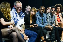 Natasha Lyonne, Terry Richardson, Zoe Kravitz, Kanye West, Miguel Pimentel, Solange Knowles