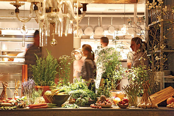 With More Restaurants Supporting Local And Organic Farming The Term Farm To Table Is Becoming Better Recognized Naturally New Yorkers Are Already On