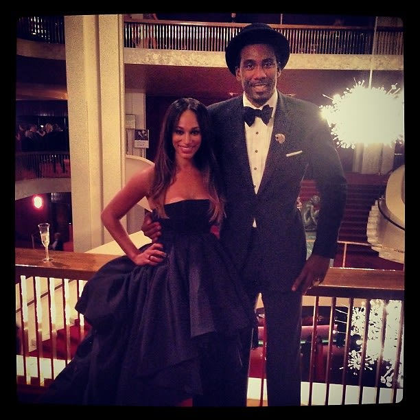 Alexis Welch, Amare Stoudemire