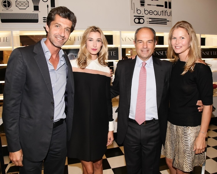 Gherardo Guarducci, Lauren Remington Platt, Massimo Ferragamo, Shirin von Wulffen