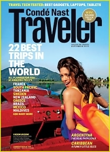 Condé Nast Traveler Celebrates 2013 Visionaries