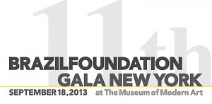 11th Annual BrazilFoundation Gala New York at MoMA
