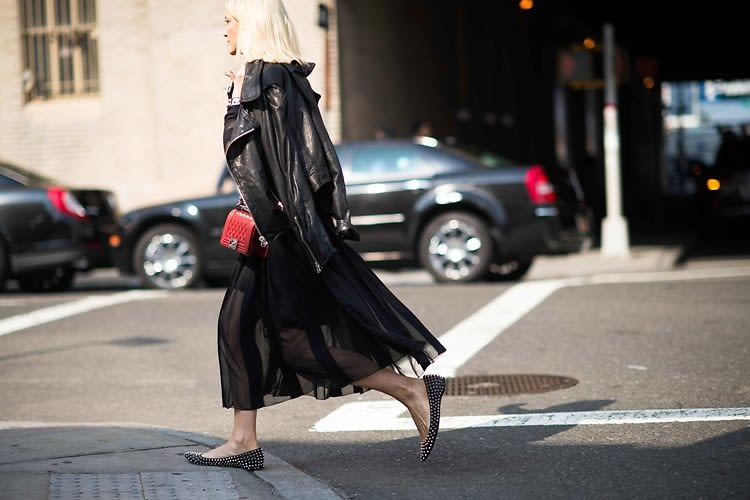 Fall Coat Street Style