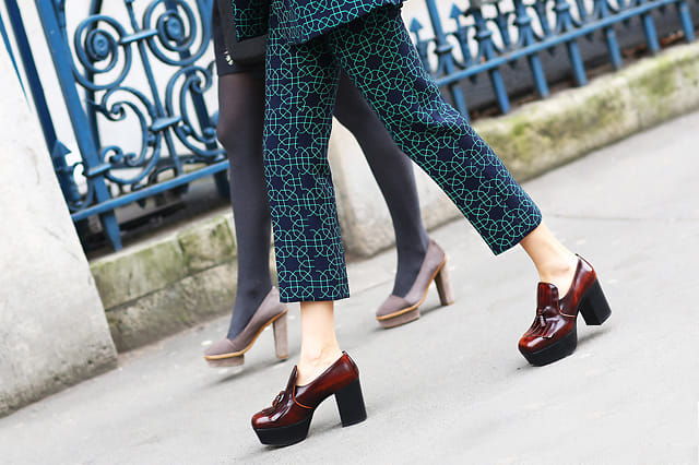 Shoes NYFW