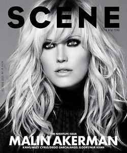 SCENE Magazine, Nicole Miller and Peter Davis Celebrate Fall Fashion