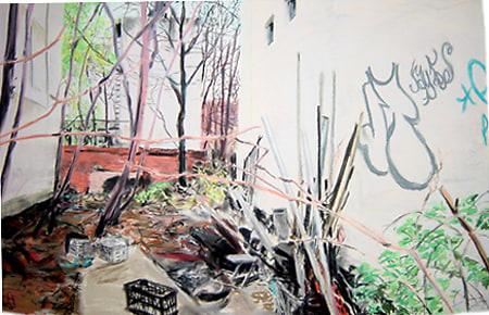 James Romberger and Rick Prol at Dorian Grey Gallery