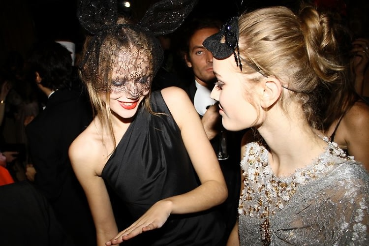 Vogue Masquerade Bal