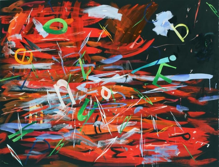 Doug Argue's Work On Paper