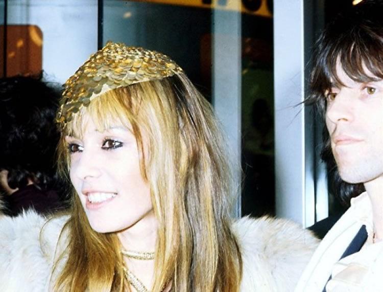 Anita Pallenberg, Keith Richards