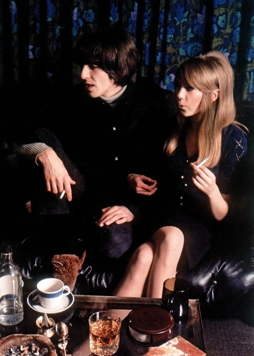 George Harrison, Pattie Boyd