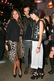 Sabine Heller, Yigal Azrouel, Athena Calderone