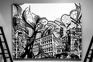 Josh Abelow Mural