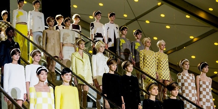 Louis Vuitton Spring/Summer 2013