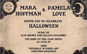 Mara Hoffman and Pamela Love Host Halloween at the Jane