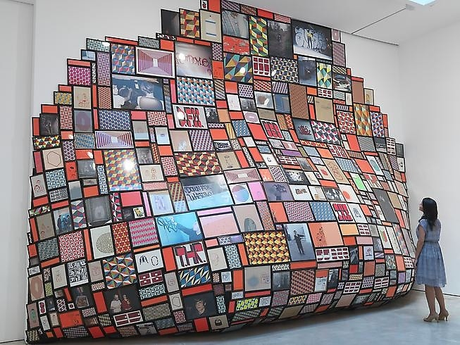 Barry McGee at Cheim and Read