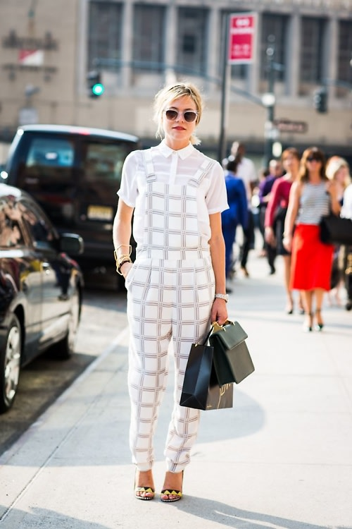 7605b1e36a2a Street Style Trend  6 Ways To Wear A Jumpsuit This Fall