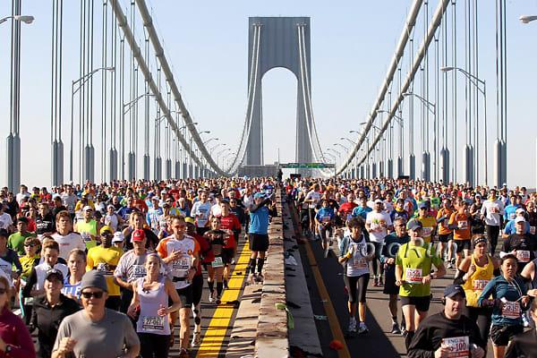 The ING NYC Marathon