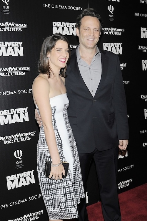 Cobie Smulders, Vince Vaughn