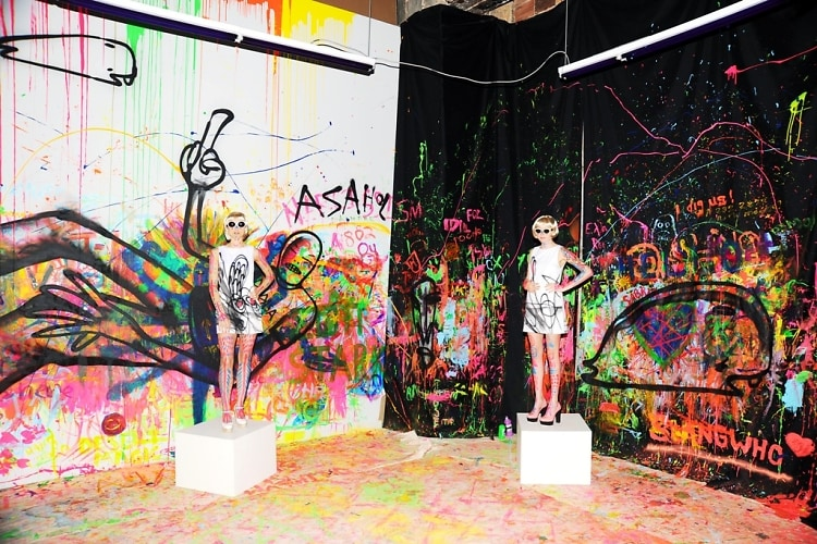 alice + olivia by Stacey Bendet and David Choe Kindness Project