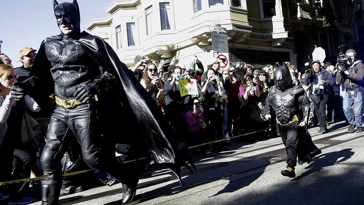 Boys Batman Wish