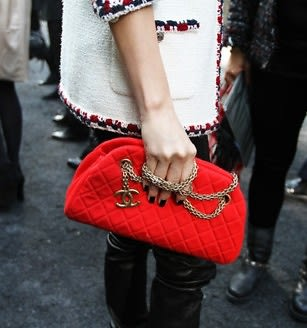 Chanel Bag Street Style