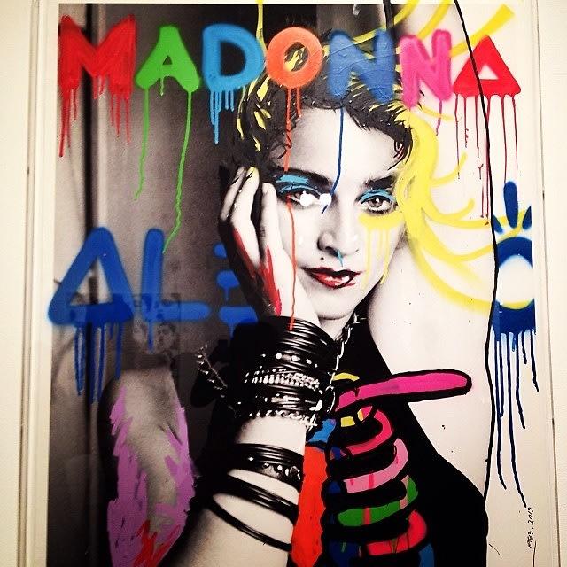 Madonna NYC83