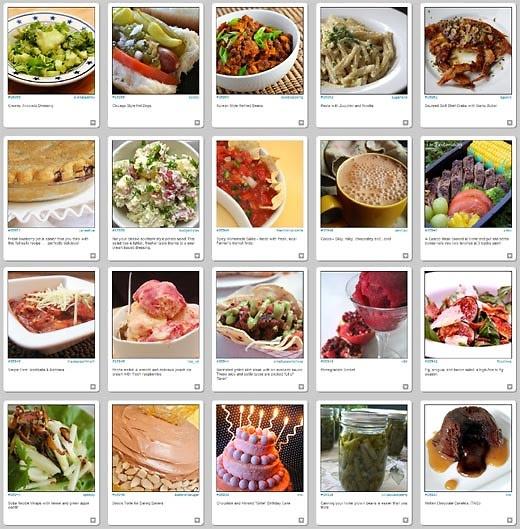 Foodgawker App