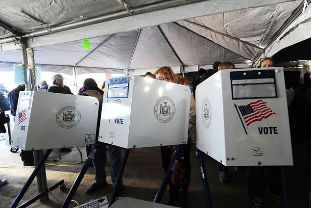 NYC Voting