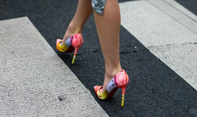 Court Shoe Street Style