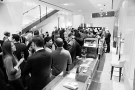 BVLGARI and AIG Present an Evening with the New Zealand All Blacks