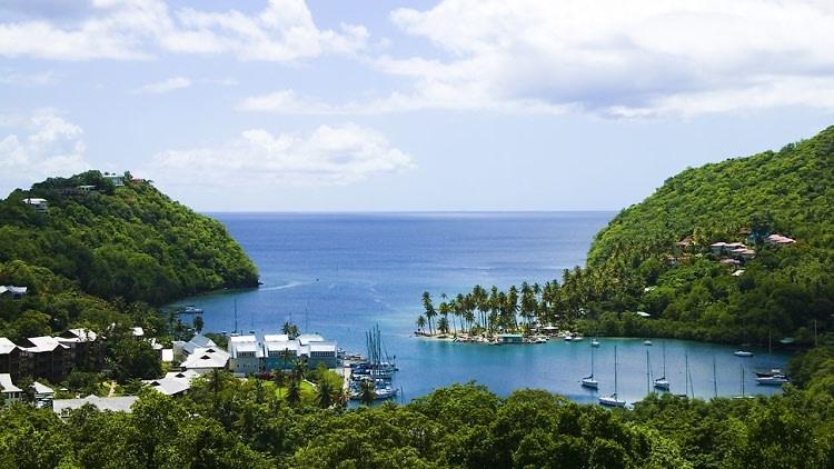 Capella Marigot Bay St. Lucia