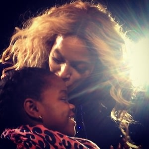 Mercy James, Beyonce
